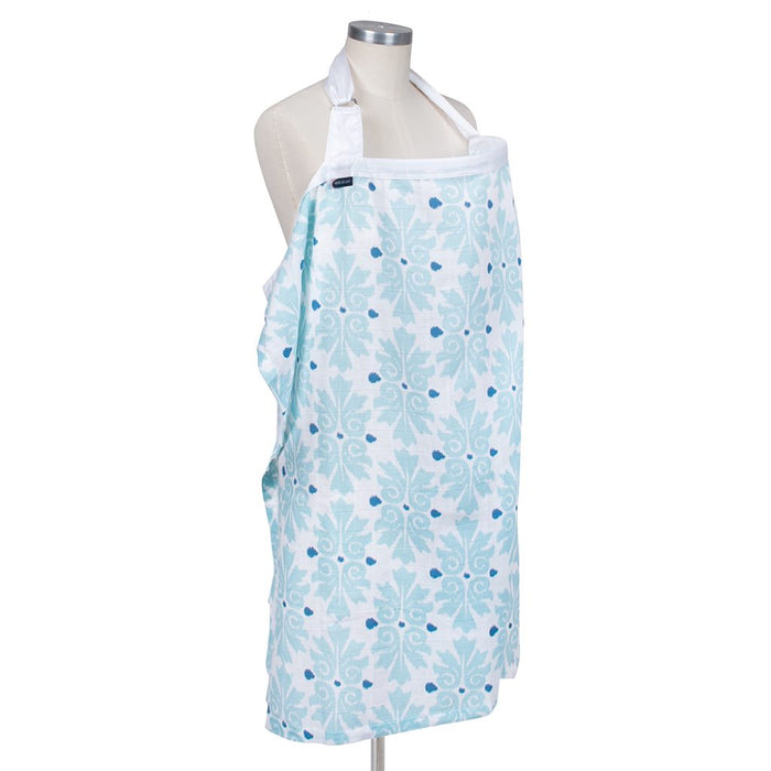 Bebe Au Lait - Nursing Cover Muslin Cotton Avila