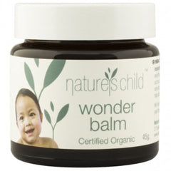 Nature's Child Organic Wonder Balm 45g