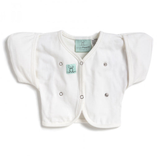 ergoPouch - 0.2 tog Butterfly Cardi Natural 2-6M