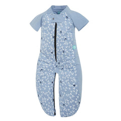 ergoPouch - 1.0 tog Sleepsuit Bag Spring/Autumn Denim Arrow