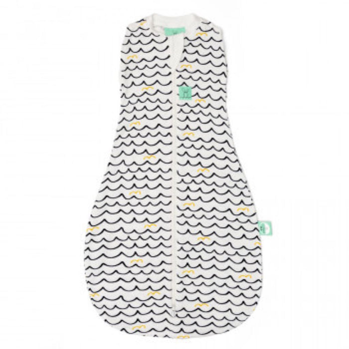 ergoPouch - 0.2 tog Cocoon Swaddle & Sleeping Bag Waves