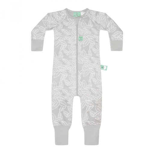 ergoPouch - 3.5 tog Layers Winter Onesie SleepSuit Rainforest Leaves