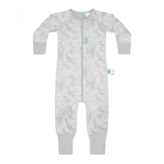 ergoPouch - 2.5 tog Layers Winter Onesie SleepSuit Rainforest Leaves