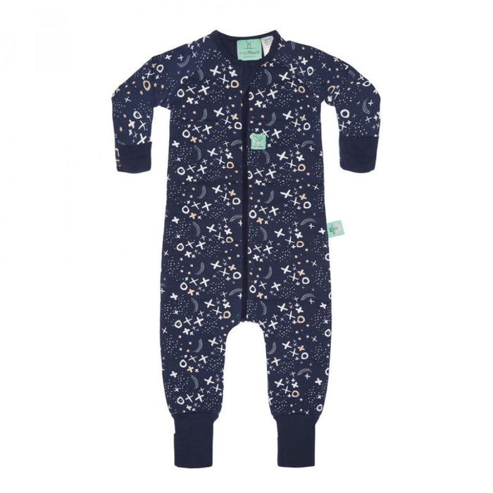 ergoPouch - 2.5 tog Layers Winter Onesie Sleepsuit Southern Cross