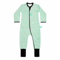 ergoPouch - ergoLayers Sleep Wear 0.2 tog HoneyDew Dot