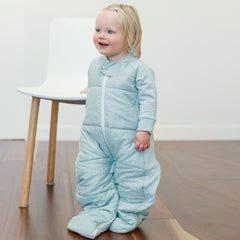 ergoPouch - 3.5 Tog Sleepsuit Bag Winter Mint