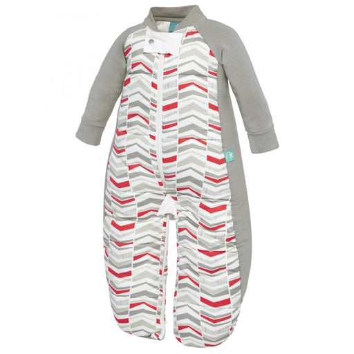ergoPouch - 2.5 tog Sleepsuit Bag Winter Red Arrow