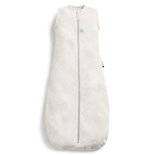 ergoPouch - 0.2 tog Sleeping Bag Jersey 8-24M Pouch Grey Marle