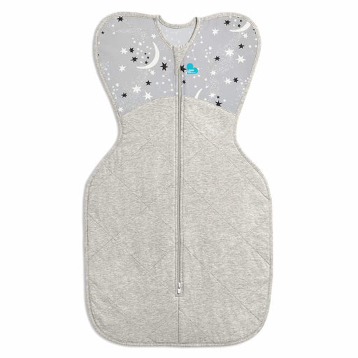 Love To Dream - 3.5 tog Swaddle UP Extra Warm Grey
