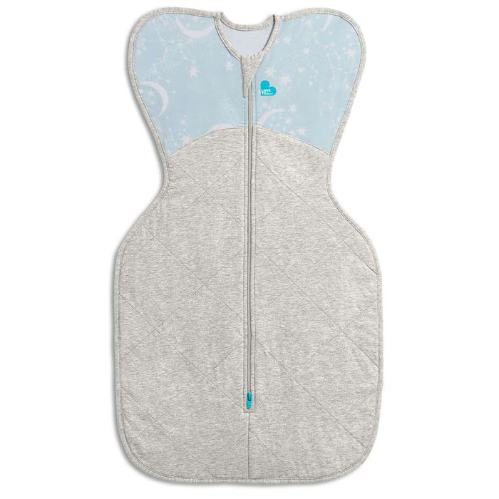 Love To Dream - 2.5 tog Swaddle UP Warm Blue