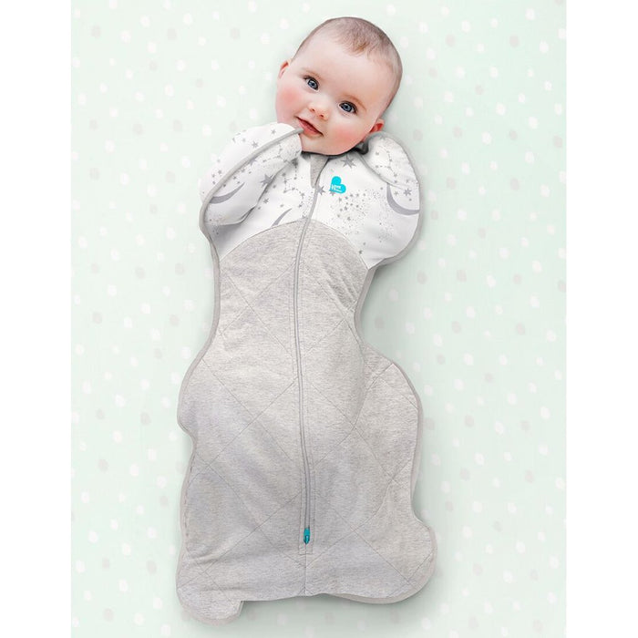 Love To Dream - 2.5 tog Swaddle UP Warm White