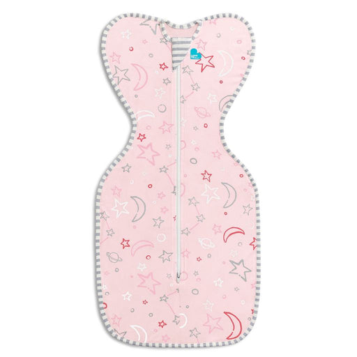 NEW Love To Dream - 1.0 tog Bamboo Original Baby Sleeping Bag Pink