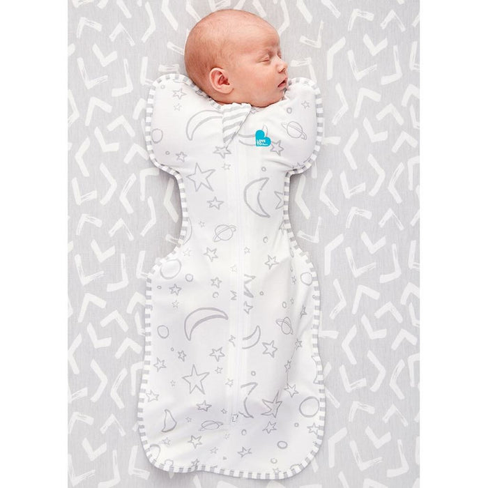 Love To Dream - 1.0 tog Bamboo Original Baby Sleeping Bag Grey
