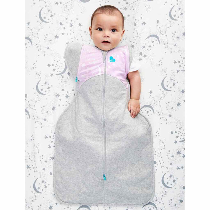 Love To Dream - 2.5 tog Swaddle UP Transition Bag Warm Lilac