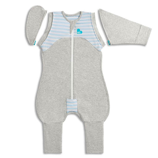 Love To Dream - 1.0 tog Swaddle Up Transition Suit Original Blue