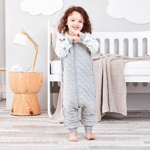 NEW Love To Dream - 2.5 tog Love To Dream Sleep Suit White