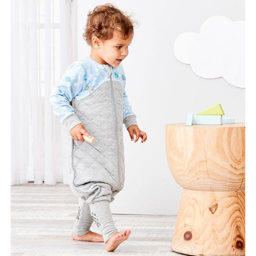 NEW Love To Dream - 2.5 tog Love To Dream Sleep Suit Blue