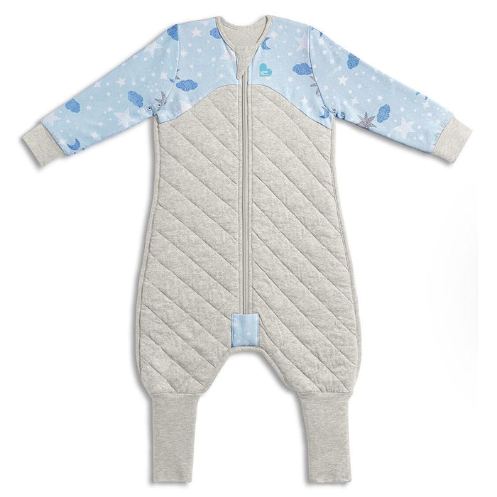 Love To Dream - 2.5 tog Love To Dream Sleep Suit Blue