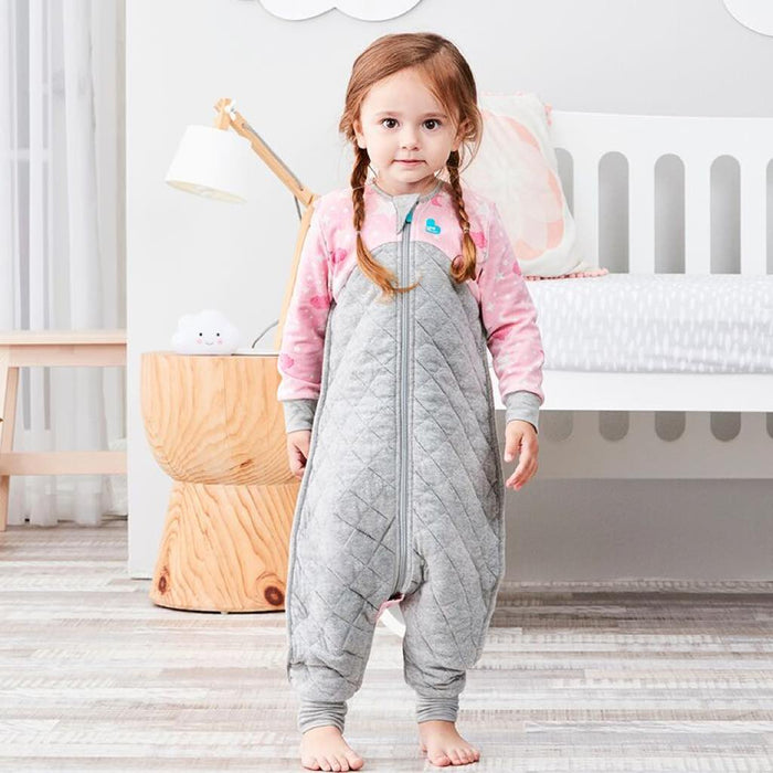 Love To Dream - 2.5 tog Love To Dream Sleep Suit Pink