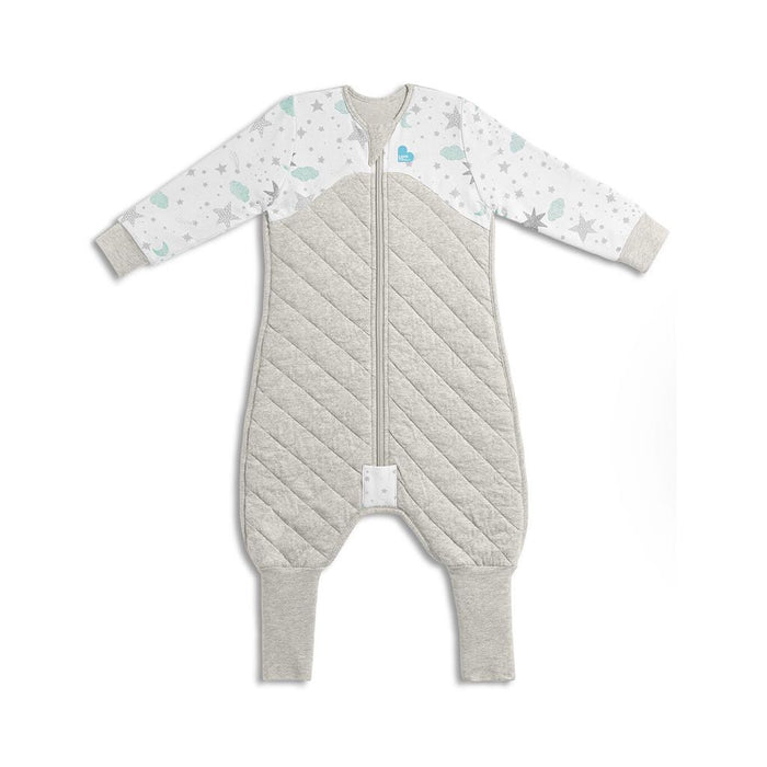 NEW Love To Dream - 3.5 tog Love To Dream Sleep Suit White