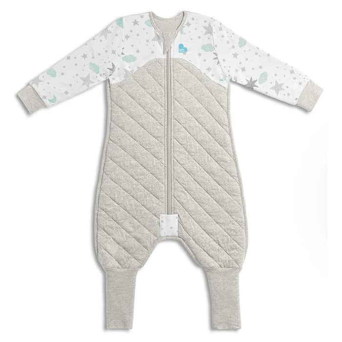 Love To Dream - 2.5 tog Love To Dream Sleep Suit White