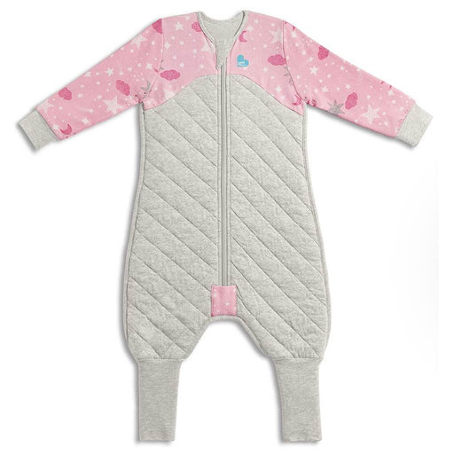 Love To Dream - 3.5 tog Love To Dream Sleep Suit Pink Clouds