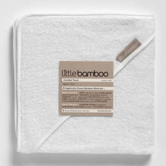 Little Bamboo Hooded Towel Single Pack