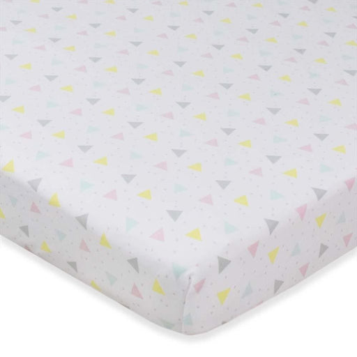 Living Textiles Lolli Living Cot Sheet Jersey Sprinkles