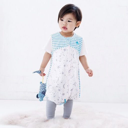 Love To Dream - 0.2 tog Love To Dream Sleep Suit Aqua