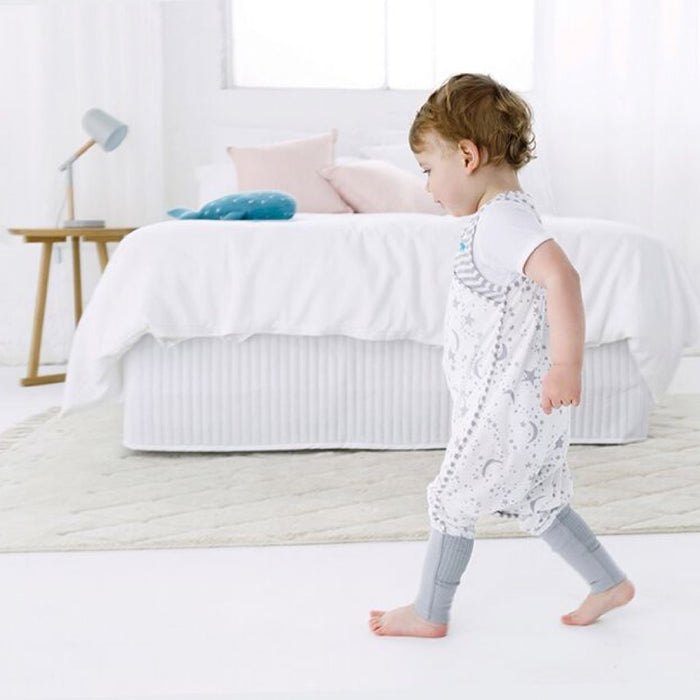 Love To Dream - 0.2 tog Love To Dream Sleep Suit Grey