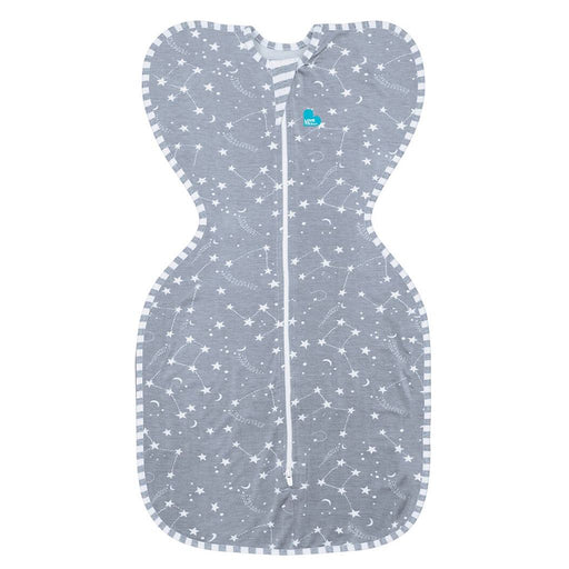 Love To Dream - 1.0 tog Bamboo Original Grey Baby Sleeping Bag
