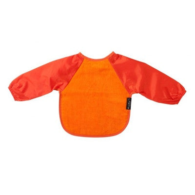 Mum2Mum - Sleeved Bib Orange