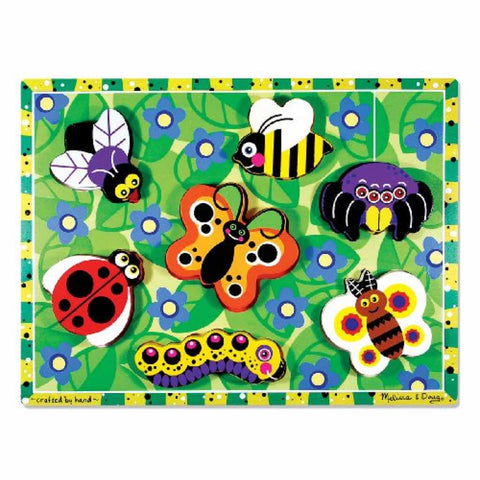 Melissa and Doug - Chunky Puzzle Insects