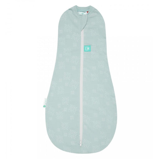 ergoPouch - 1.0 tog Swaddle & Sleep Bag ergoCocoon Autumn/Spring Mint Star