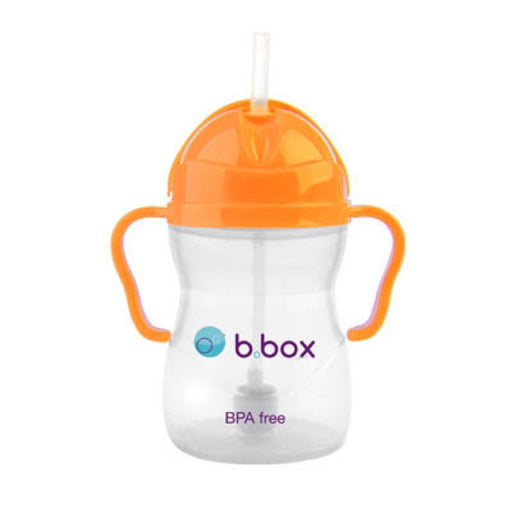BBox - Sippy Cup Orange Zing Neon Edition