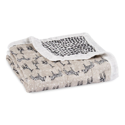 Aden and Anais - Silky Soft Bamboo Dream Blanket Sahara