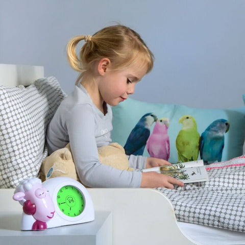 Zazu - Sleeptrainer and Nighlight Sam Pink