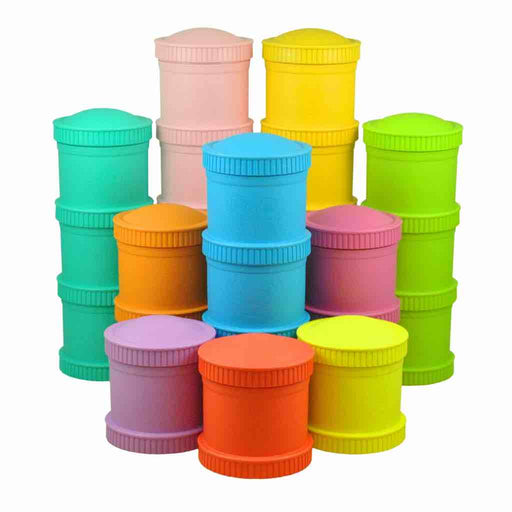 Re-Play Two Snack Stack Pods with One Lid