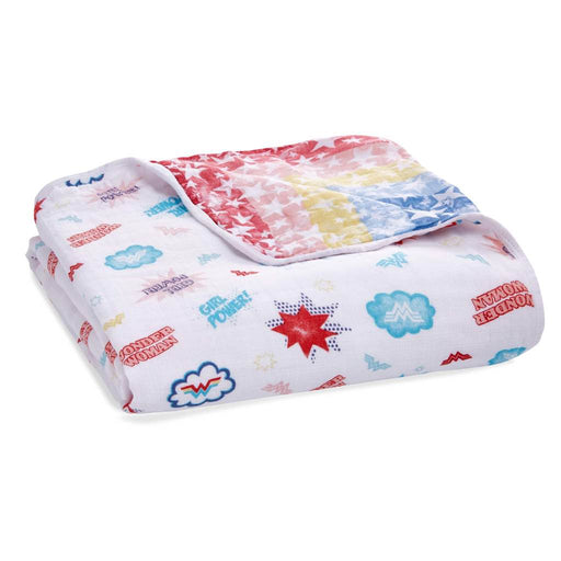 Aden and Anais Essentials Blanket Wonder Women