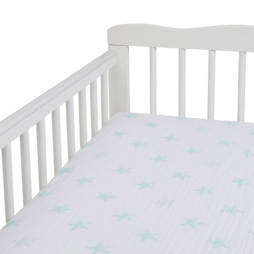 Aden by Aden and Anais - Muslin Cot Sheet Dream Stars