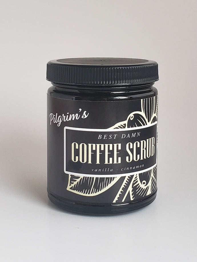 Best Damn Coffee Scrub