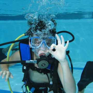 Open Water Diver-Referral eLearning (pool only)