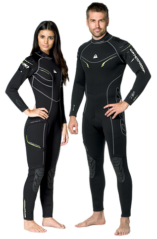 WOMEN'S W30 FULLSUIT 2.5MM BACKZIP