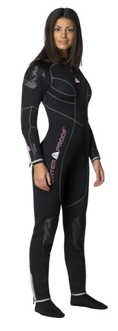 Womens W3 3mm Full suit