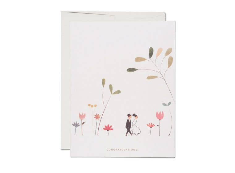 Red Cap Cards - Perfect Wedding