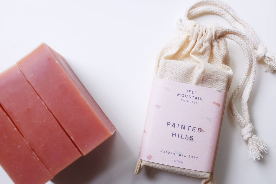 Bell Mountain Naturals - Painted Hills Soap