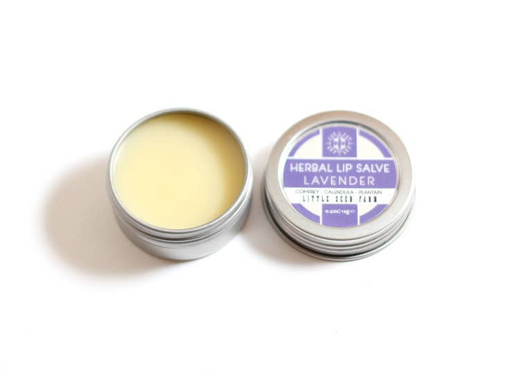 Little Seed Farm - Herbal Lip Salve