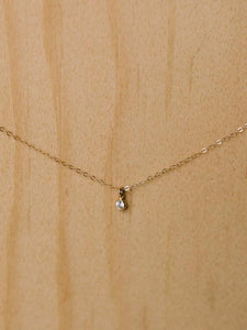 Go Rings - Bezel Necklace