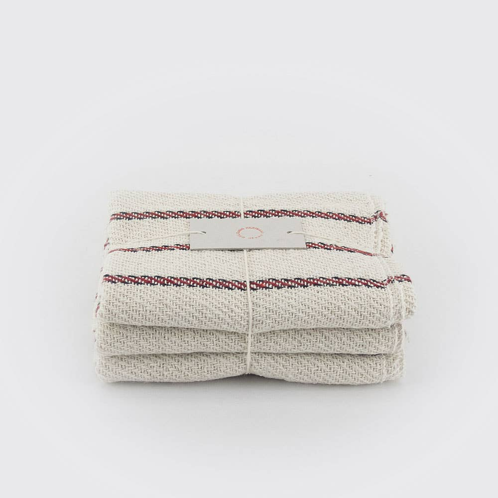 Utilitario Mexicano - 3 Cotton Cloths Set