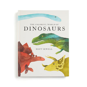 The Colorful World of Dinos